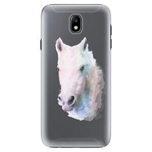 Plastové puzdro iSaprio - Horse 01 - Samsung Galaxy J7 2017