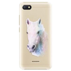 Plastové puzdro iSaprio - Horse 01 - Xiaomi Redmi 6A
