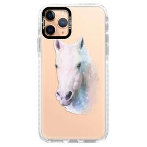 Silikónové puzdro Bumper iSaprio - Horse 01 - iPhone 11 Pro