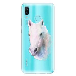 Odolné silikónové puzdro iSaprio - Horse 01 - Huawei Nova 3
