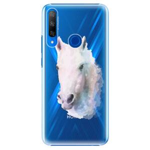 Plastové puzdro iSaprio - Horse 01 - Huawei Honor 9X
