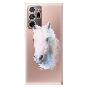 Odolné silikónové puzdro iSaprio - Horse 01 - Samsung Galaxy Note 20 Ultra