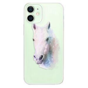 Odolné silikónové puzdro iSaprio - Horse 01 - iPhone 12