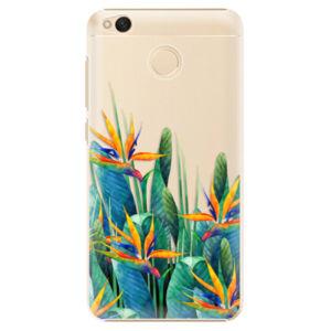 Plastové puzdro iSaprio - Exotic Flowers - Xiaomi Redmi 4X