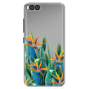 Plastové puzdro iSaprio - Exotic Flowers - Xiaomi Mi6