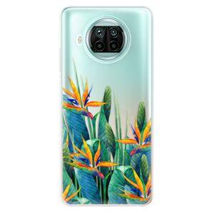 Odolné silikónové puzdro iSaprio - Exotic Flowers - Xiaomi Mi 10T Lite