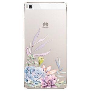 Plastové puzdro iSaprio - Succulent 01 - Huawei Ascend P8
