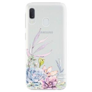 Plastové puzdro iSaprio - Succulent 01 - Samsung Galaxy A20e