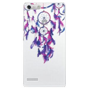 Plastové puzdro iSaprio - Dreamcatcher 01 - Huawei Ascend G6