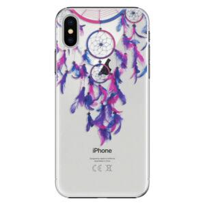 Plastové puzdro iSaprio - Dreamcatcher 01 - iPhone X