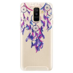 Silikónové puzdro iSaprio - Dreamcatcher 01 - Samsung Galaxy A6+