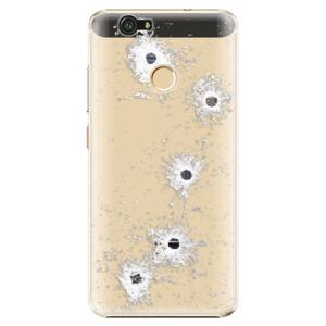 Plastové puzdro iSaprio - Gunshots - Huawei Nova