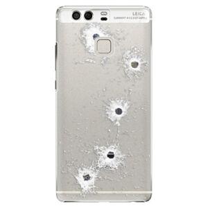 Plastové puzdro iSaprio - Gunshots - Huawei P9