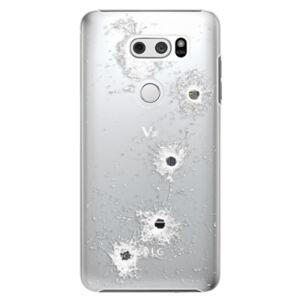 Plastové puzdro iSaprio - Gunshots - LG V30