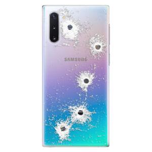 Plastové puzdro iSaprio - Gunshots - Samsung Galaxy Note 10