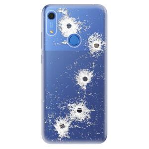 Odolné silikónové puzdro iSaprio - Gunshots - Huawei Y6s