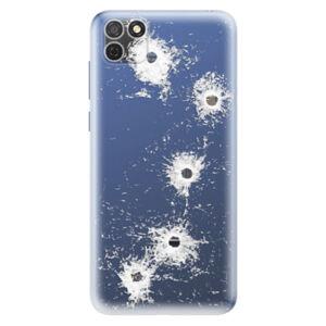 Odolné silikónové puzdro iSaprio - Gunshots - Honor 9S