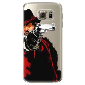 Plastové puzdro iSaprio - Red Sheriff - Samsung Galaxy S6