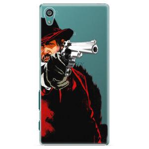 Plastové puzdro iSaprio - Red Sheriff - Sony Xperia Z5