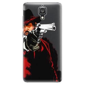 Plastové puzdro iSaprio - Red Sheriff - Xiaomi Mi4