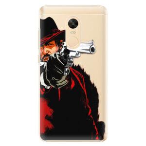 Plastové puzdro iSaprio - Red Sheriff - Xiaomi Redmi Note 4X