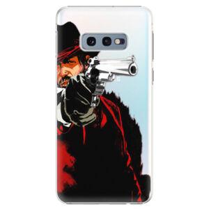 Plastové puzdro iSaprio - Red Sheriff - Samsung Galaxy S10e