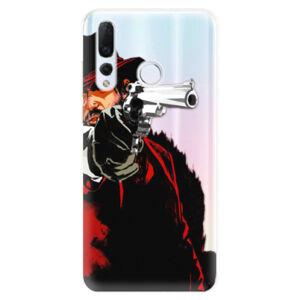 Odolné silikonové pouzdro iSaprio - Red Sheriff - Huawei Nova 4