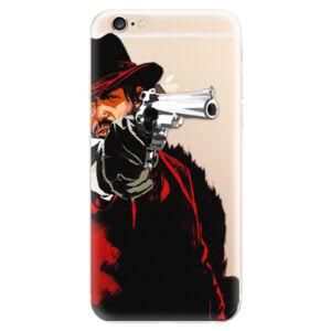 Odolné silikónové puzdro iSaprio - Red Sheriff - iPhone 6/6S