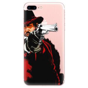 Odolné silikónové puzdro iSaprio - Red Sheriff - iPhone 7 Plus