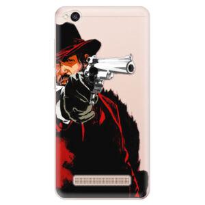 Odolné silikónové puzdro iSaprio - Red Sheriff - Xiaomi Redmi 4A