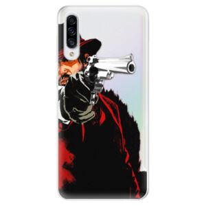 Odolné silikónové puzdro iSaprio - Red Sheriff - Samsung Galaxy A30s