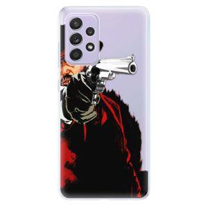 Odolné silikónové puzdro iSaprio - Red Sheriff - Samsung Galaxy A52/A52 5G