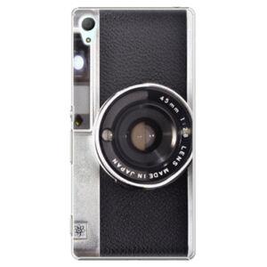 Plastové puzdro iSaprio - Vintage Camera 01 - Sony Xperia Z3+ / Z4