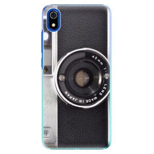 Plastové puzdro iSaprio - Vintage Camera 01 - Xiaomi Redmi 7A
