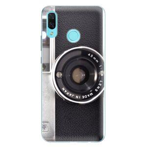 Odolné silikónové puzdro iSaprio - Vintage Camera 01 - Huawei Nova 3