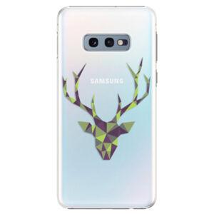 Plastové puzdro iSaprio - Deer Green - Samsung Galaxy S10e