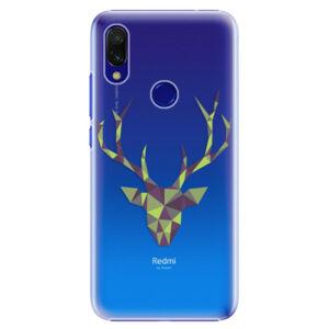 Plastové puzdro iSaprio - Deer Green - Xiaomi Redmi 7