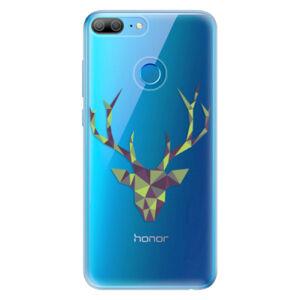Odolné silikónové puzdro iSaprio - Deer Green - Huawei Honor 9 Lite