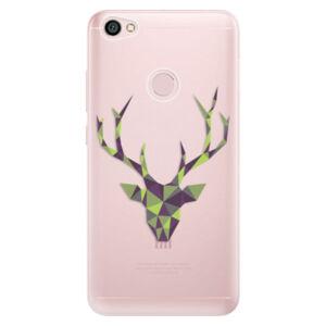 Odolné silikónové puzdro iSaprio - Deer Green - Xiaomi Redmi Note 5A / 5A Prime