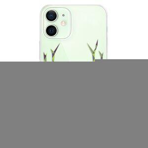 Odolné silikónové puzdro iSaprio - Deer Green - iPhone 12 mini