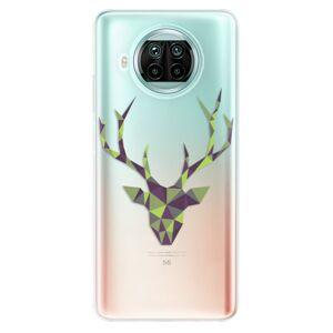 Odolné silikónové puzdro iSaprio - Deer Green - Xiaomi Mi 10T Lite