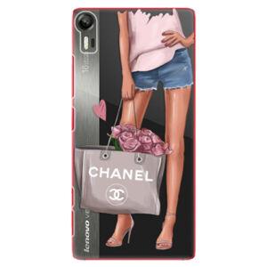 Plastové puzdro iSaprio - Fashion Bag - Lenovo Vibe Shot