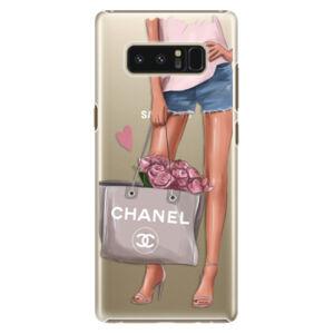 Plastové puzdro iSaprio - Fashion Bag - Samsung Galaxy Note 8