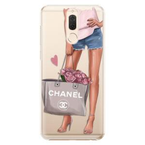 Plastové puzdro iSaprio - Fashion Bag - Huawei Mate 10 Lite