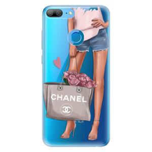 Odolné silikónové puzdro iSaprio - Fashion Bag - Huawei Honor 9 Lite