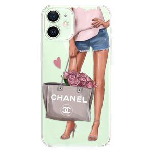 Plastové puzdro iSaprio - Fashion Bag - iPhone 12