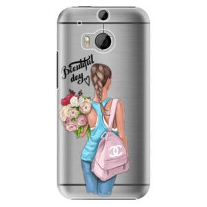 Plastové puzdro iSaprio - Beautiful Day - HTC One M8