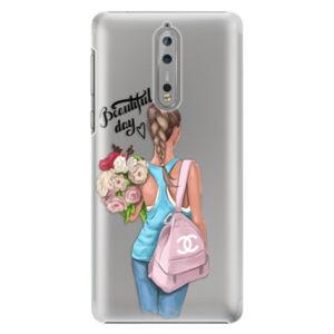Plastové puzdro iSaprio - Beautiful Day - Nokia 8
