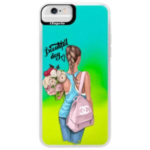 Neónové puzdro Blue iSaprio - Beautiful Day - iPhone 6 Plus/6S Plus