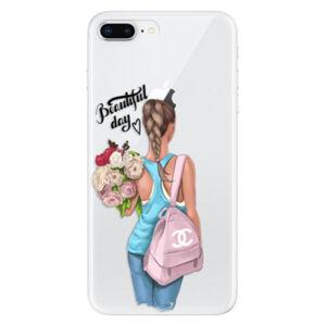 Odolné silikónové puzdro iSaprio - Beautiful Day - iPhone 8 Plus